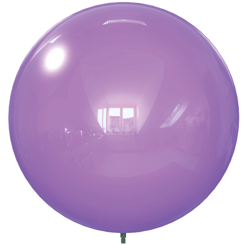 "18"" LIGHT PURPLE BALLOON BOBBER DURABALLOON REPLACEMENT"