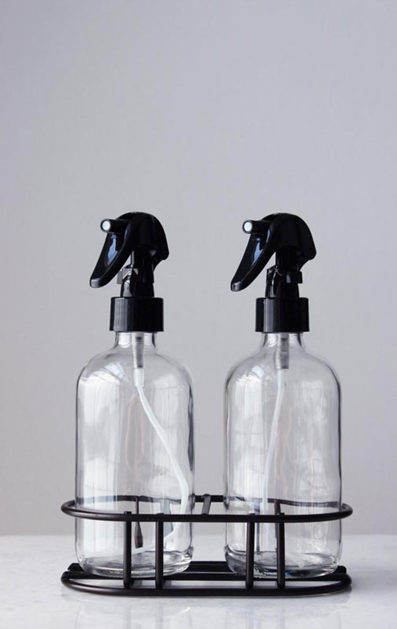 Glass Misting Spray Bottles Apothecary Glass Mist Spray