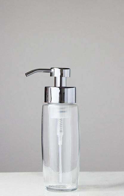 Foaming Soap Dispenser Large Glass Foam Soap Dispenser