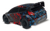 Traxxas 74054-41/10 Scale Ford Fiesta® ST Rally RTR