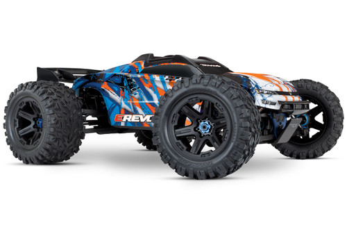 Traxxas 860864T2 E-Revo VXL-6s Brushless, 70+ Or