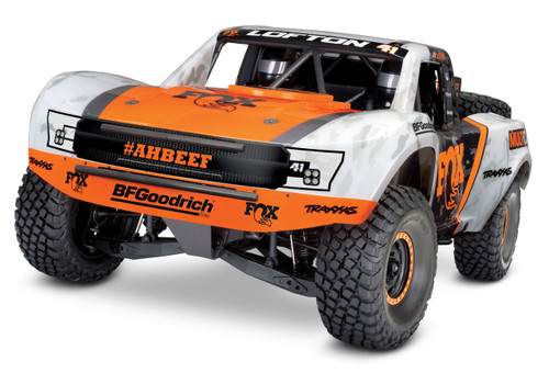 Traxxas 850764T1 Unlimited Desert Racer: FOX