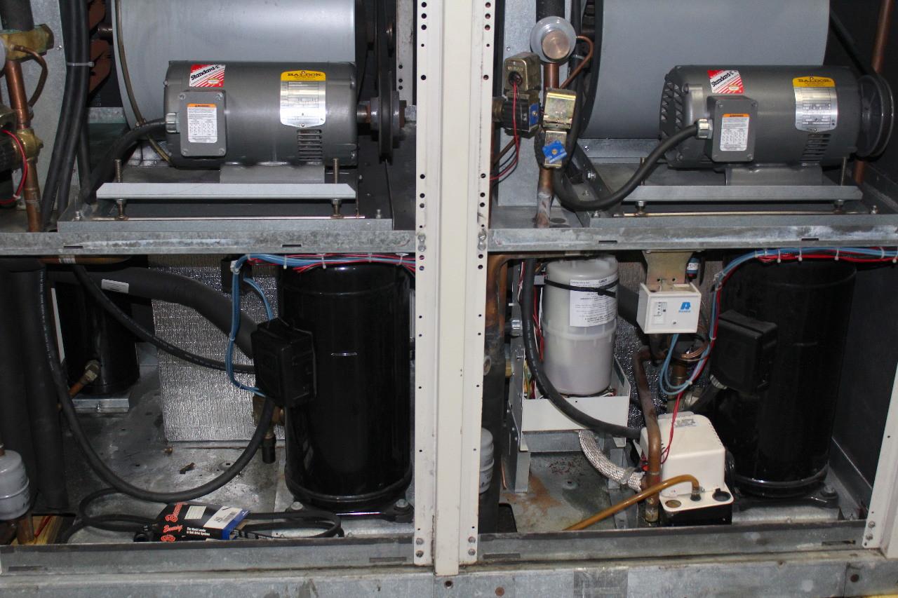 APC AFX-18-A-KA-D Computer Room Air Conditioner 18 Ton Downflow