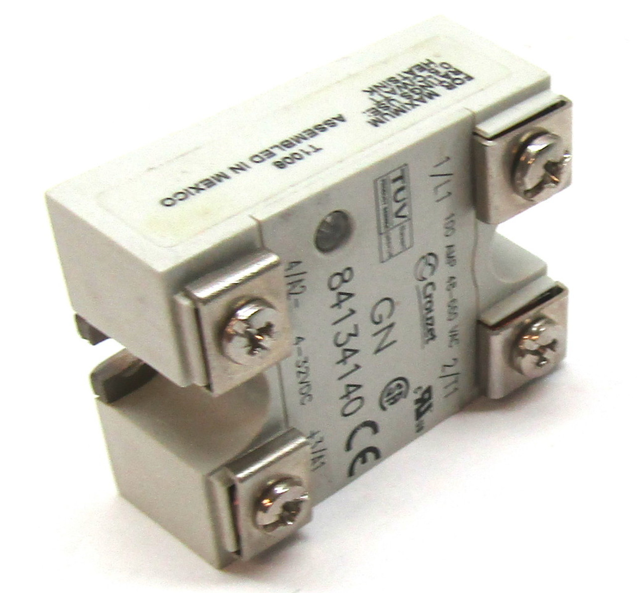 84134140 Solid State Relay 48660 VAC 100 Amp 2T1