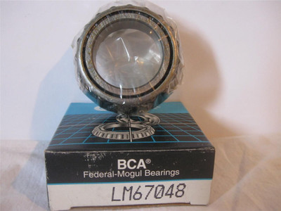 Federal Mogul LM67048 Tapered Roller Bearing New