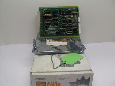 Crown Integrity Parts 103905 Digital Card New