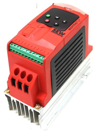 Sew Eurodrive MC LTE A0004-101-1-00 Movitrac LTE 115V In, 220V 3Ph Out, 0.5Hp