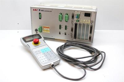 IAI XSEL-K-2-200IL-100IL-N1-EEE-2-2 Super SEL Servo Control & Teach Pendant