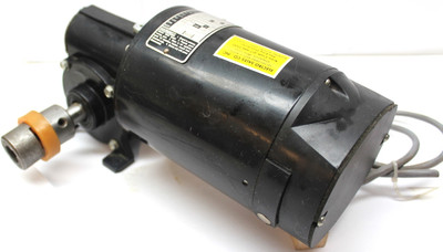 Bodine 142D5BEPM-5N Gear Motor 130V 1/4 Hp 40:1 Ratio