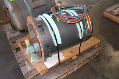 Baldor 50Hp Electric Motor 1765 RPM 326TD Frame 230-460Vac 3 Phase Open