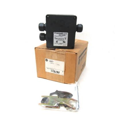 Allen Bradley 1485T-P2T5-T5 Series B DeviceNet PowerTap New