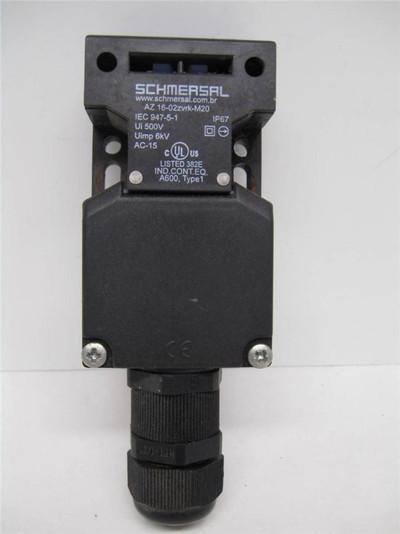 Schmersal AZ 16-02ZVRK-M20 Safety Switch