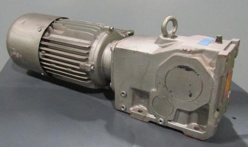 Nord 9012-90 L/4 BRE20 HL Gear Motor 30RPM 1Hp 55.17Ratio 4204 In.Lb