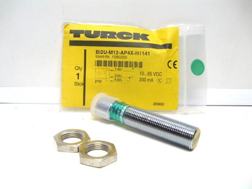 Turck BI2U-M12-AP4X-H1141 Proximity Switch 10-65 Vdc 200 Ma New