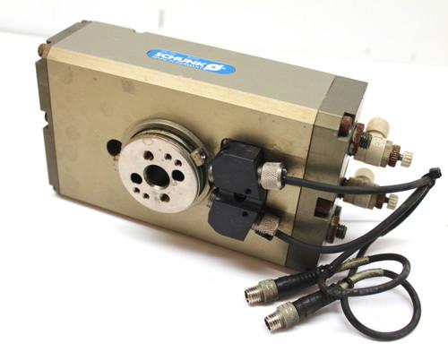 Schunk OSE-A34 Pneumatic Rotary Actuator 180 Degree 354300