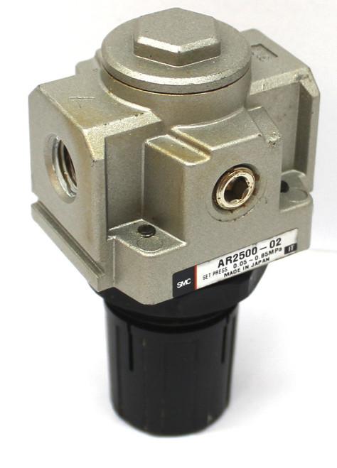 Smc AR2500-02 Pneumatic Regulator 0.05-0.85 Mpa