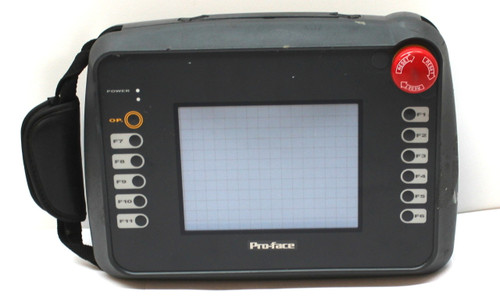 Pro-Face GP2301H-SC41-24V Touchscreen Operator Interface STN Color LCD 24Vdc
