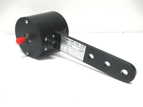 Photocraft Inc. RH-P240AJ/8-30 Wheeled Encoder 8-30 Vdc 3000 Rpm Max New