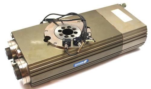 Schunk SRU 50.2 Pneumatic Rotary Actuator 180 Degree 358230
