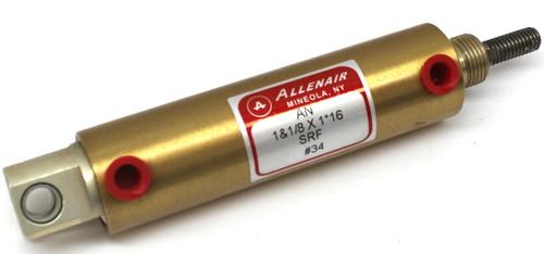 Allenair AN 1 x 1/8 x 1 16 SRF Pneumatic Cylinder #34