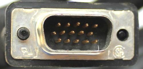 Allen Bradley Bulletin 2090-UXNFBMP-S15 Series B Feedback Cable