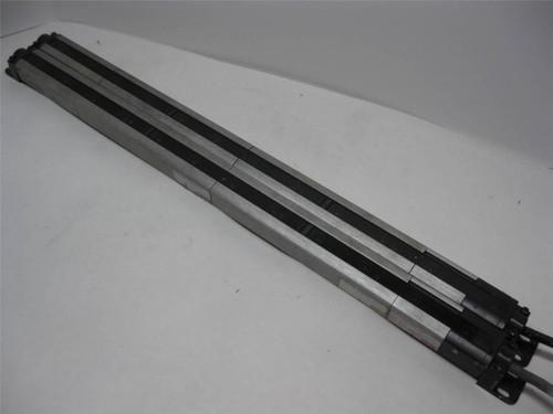 Keyence PJ Series PJ-F40R PJ-F40T Safety Light Curtain Receiver & Transmitter