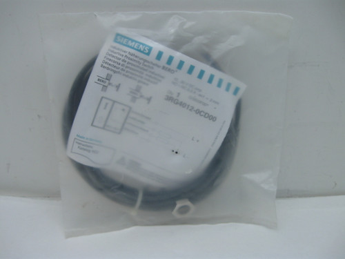 Siemens 3RG4012-0CD00 Inductive Proximity Switch New
