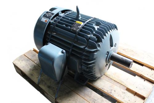 Baldor M4314T Electric Motor, 60Hp, 1775 RPM, 364T Frame, 230/460Vac, 3 Ph, TEFC