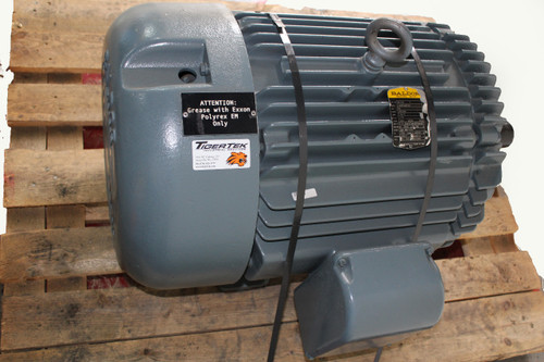 Baldor M4314T Electric Motor 60Hp 1775 RPM 364T Frame 230/460Vac 3 Ph TEFC