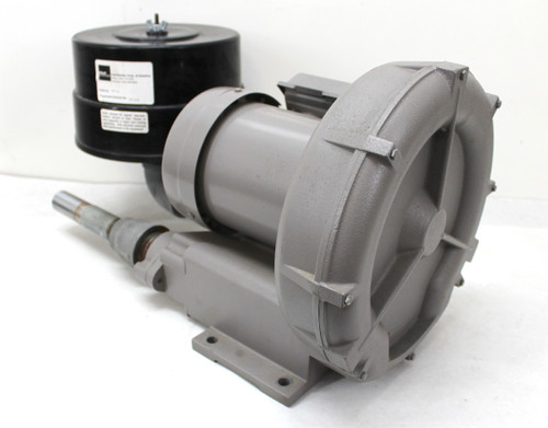 Fuji 1Hp Ring Compressor VFC400A-7W Regenerative Blower 200-460Vac 3 Ph 98 CFM