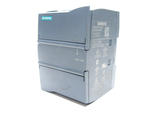Siemens Simatic 6EP1332-1SH71 Power Supply Module PM1207