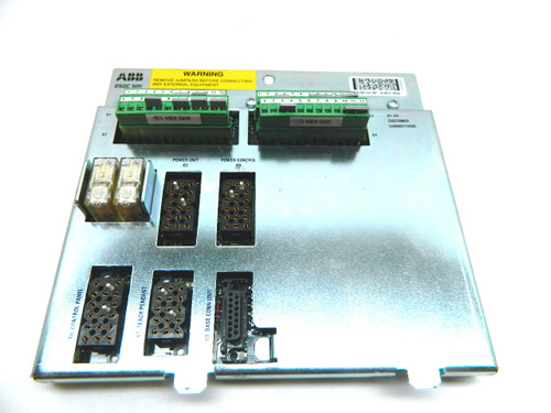 ABB DSQC 509 Panel Board Unit 3HAC5687-1  ABB Robotics SC4+