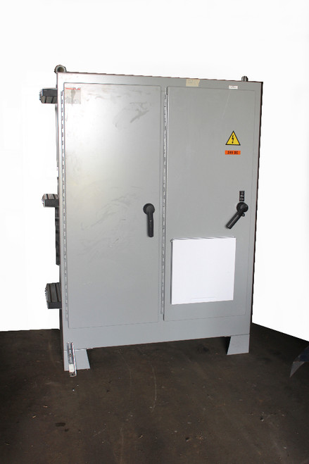 "Hoffman Free Standing Electrical Enclosure 72"" T x 54"" L x 18"" D, A72XM5418FTCLP"