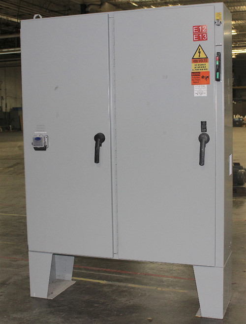 Hoffman A72X6118LPFTC  Free Standing Electrical Enclosure w/Safety Switch