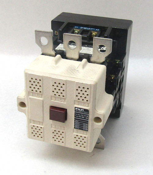 Fuji Electric 2NC3FO SC-5N/UD Magnetic Contactor 3 Pole 240V Coil