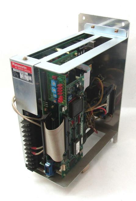 Panasonic DV476075LD2B AC Servo Drive 3Phase 200V 50/60Hz 750W 1000P/r