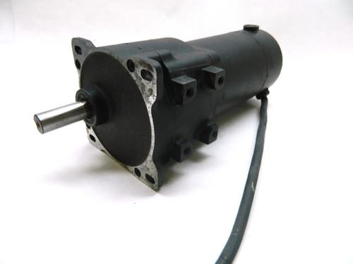 Baldor GPP12543 Parallel Shaft DC Gearmotor, 90 Vdc, 125 Rpm, .13 Hp, TENV