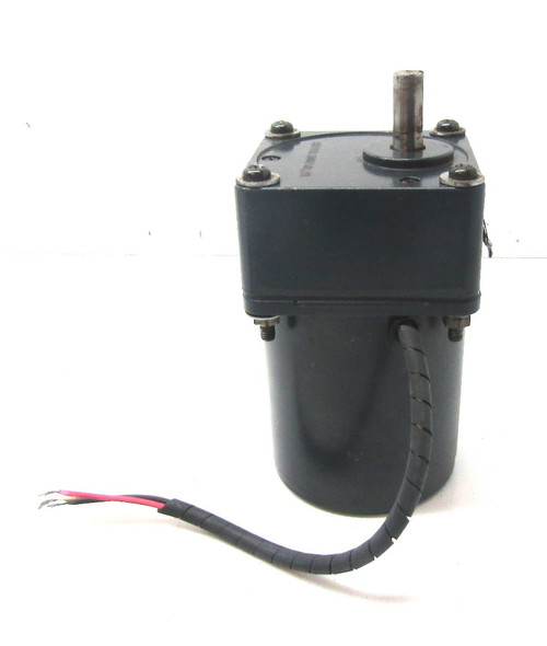 Oriental Motor 5IK40GN-AW Induction Motor 40W 50/60Hz 100/115V