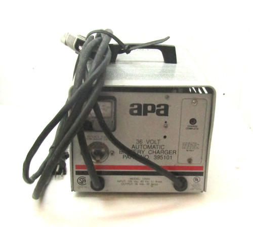 APA 36V Automatic Battery Charger 395101