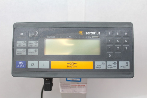 Sartorius QC7DCE-S Bench Scale Piece Count Laboratory Balance 7.5Kg, 115V