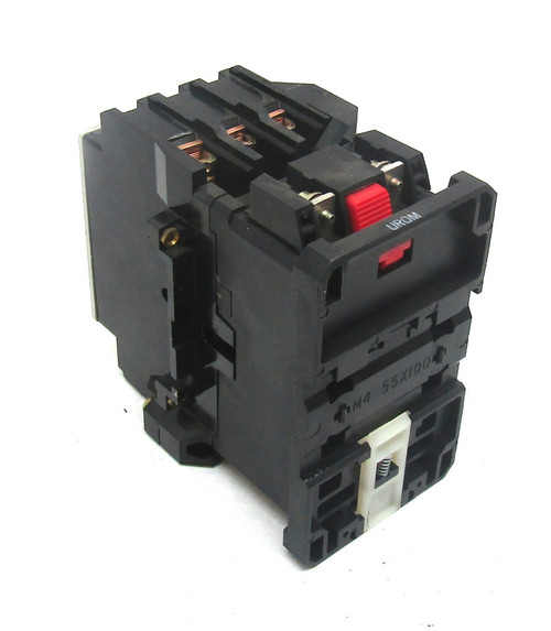 Allen Bradley 100-A45N 3 Series C Contactor 45A, 120V Coil, 3 Pole