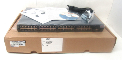 PowerDsine PD-9024G/ACDC/M POE Injector, 100-240V, 60/50Hz, 5.5-5.75A