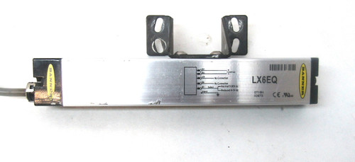 Banner LX6EQ Light Curtain, 10-30Vdc