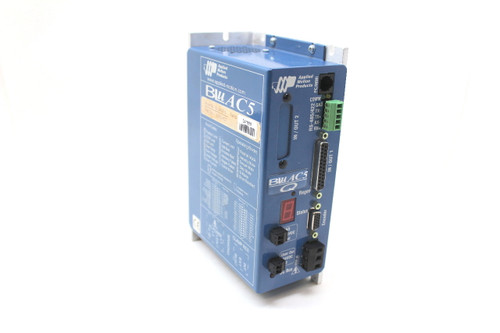 Applied Motion Products BLUAC5-Q Servo Controller Model 5000-107