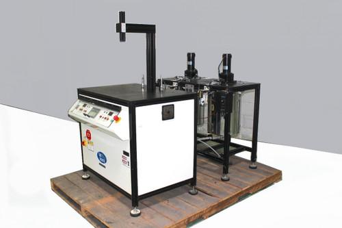 Fluid Research Precision Mixing & Dispensing Machine Progressive Cavity Pumps