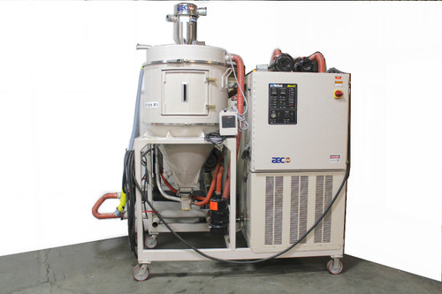AEC Whitlock Nomad PD-4A Resin Dryer Vacuum Loader 150 CFM 14 KW 460Vac