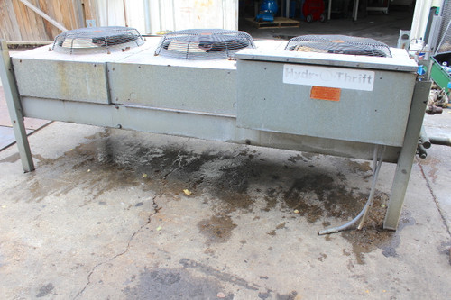 20 Ton Air Cooled Chiller with Shell & Tube Heat Exchanger Gould's Pumps