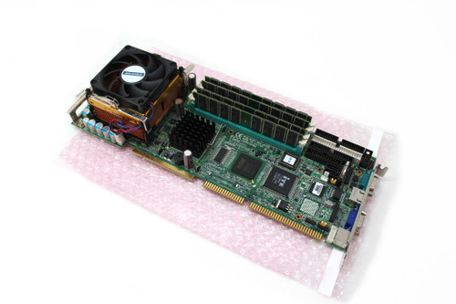 Advantech PCA-6187 Pentium 4/Celeron Processor-Based Single Board Computer