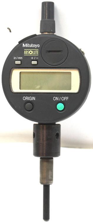 Mitutoyo Absolute Digital Indicator : Mitutoyo absolute id s eb digital indicator b