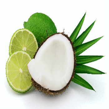 Coconut Lime Verbena - BBW Type